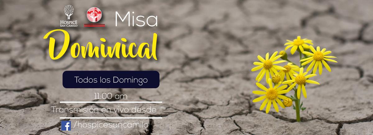 La Misa Dominical en tiempos de Coronavirus